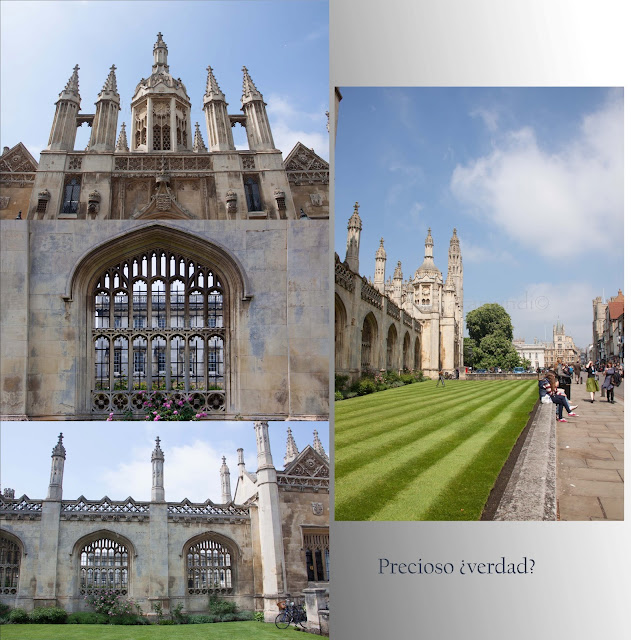College Cambridge