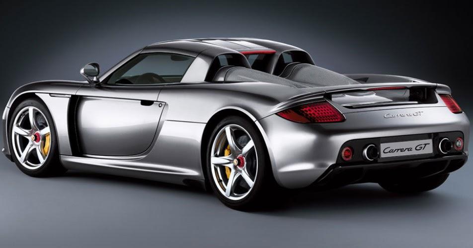 Carros E Motos Do Futuro Porsche Carrera Gt