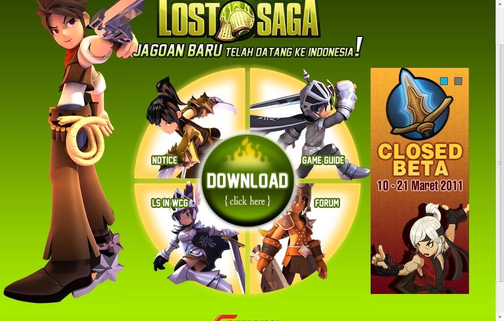 Lost Saga Heroes