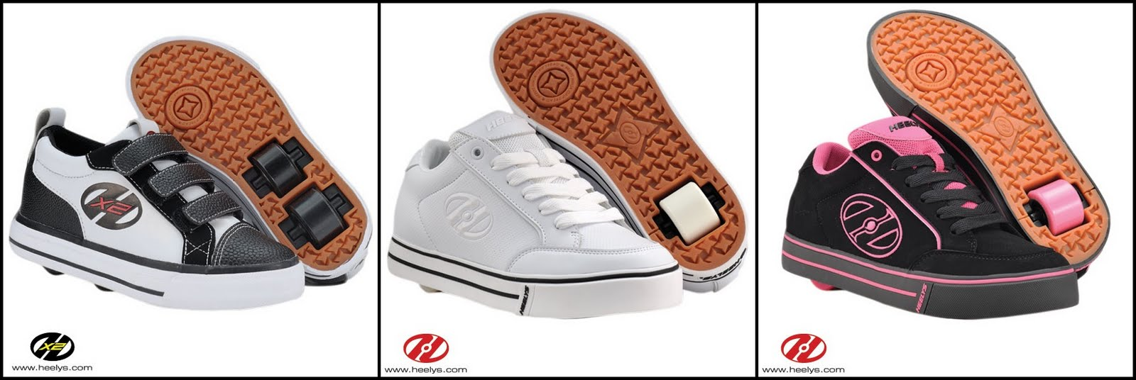 Heely skate shoes reviews - Giving Users The Ability To Transition From A Walk To A Roll By Shifting The Weight To Their Heels Or To Transform Heelys Into Street Shoes By Removing