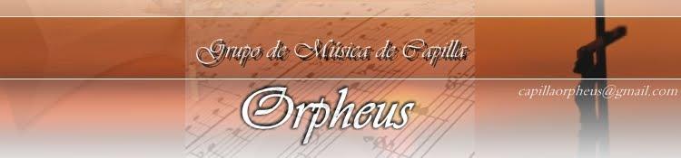 """Capilla Musical """"Orpheus"""""""