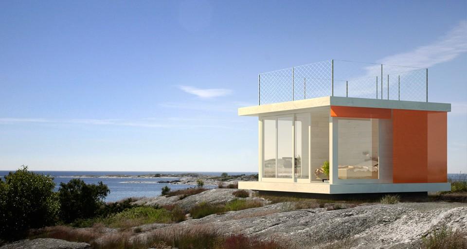 Impresionantes fotos para ideas de casas peque as for Ideas para construccion de casas pequenas