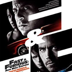 Poster Fast & Furious 2009
