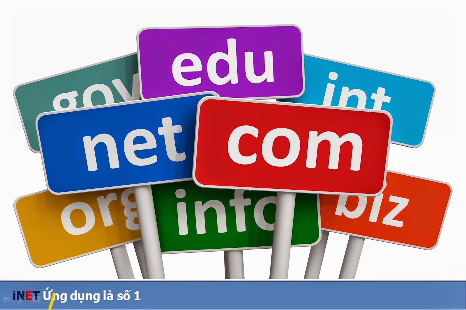 4 lưu ý khi đặt tên website bán hàng online
