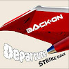BACK-ON - Departure/Strike Back [Single]