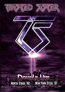 Twisted Sister – Double Live – DVD