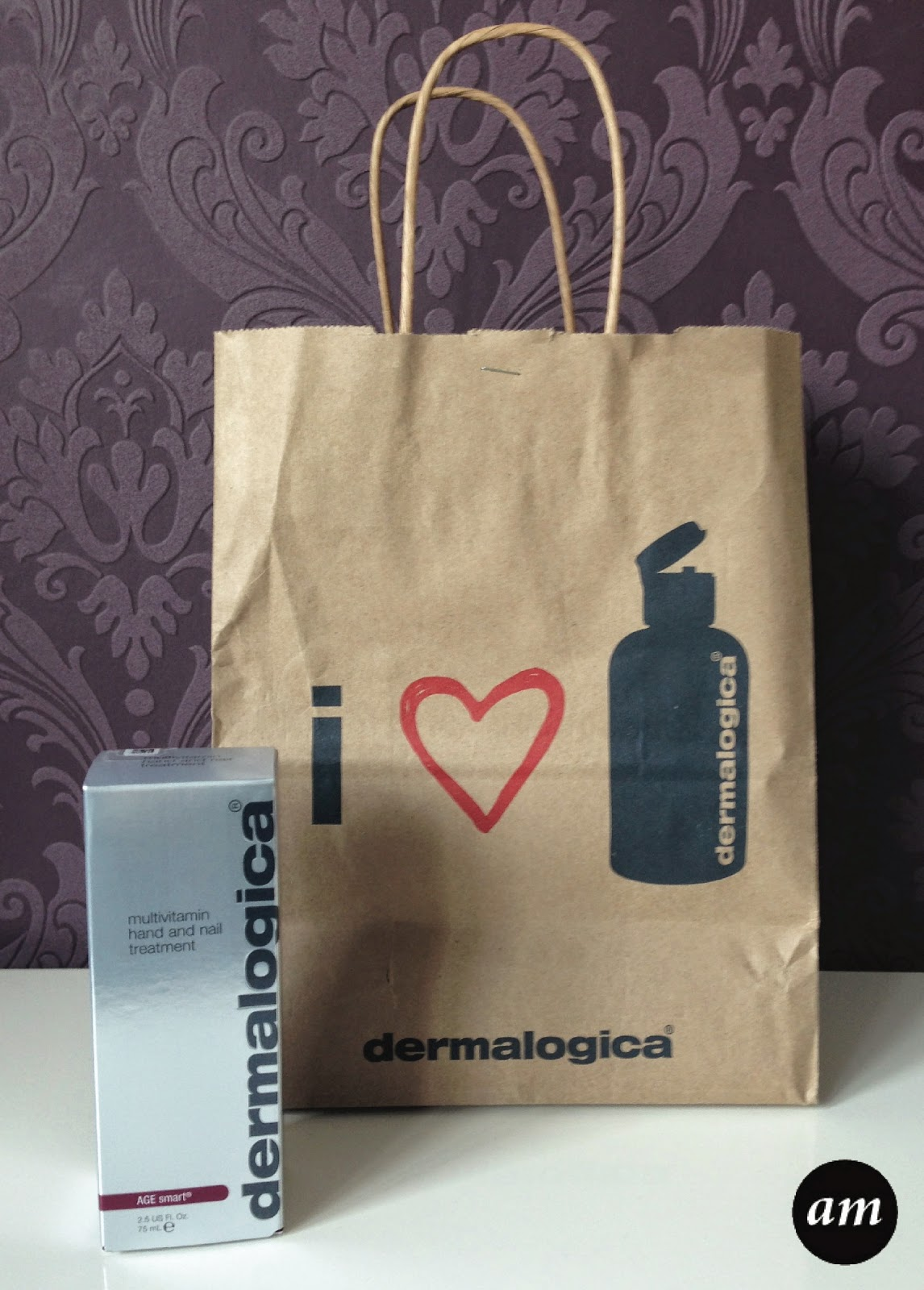 Amber McNiff | Beauty and Fashion Blog: Dermalogica Multivitamin ...