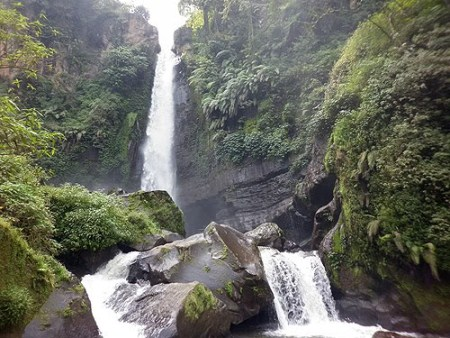 air terjun coban talun
