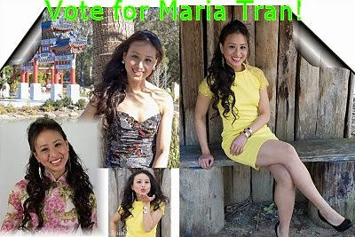 Vote for talented film maker Maria Tran to win