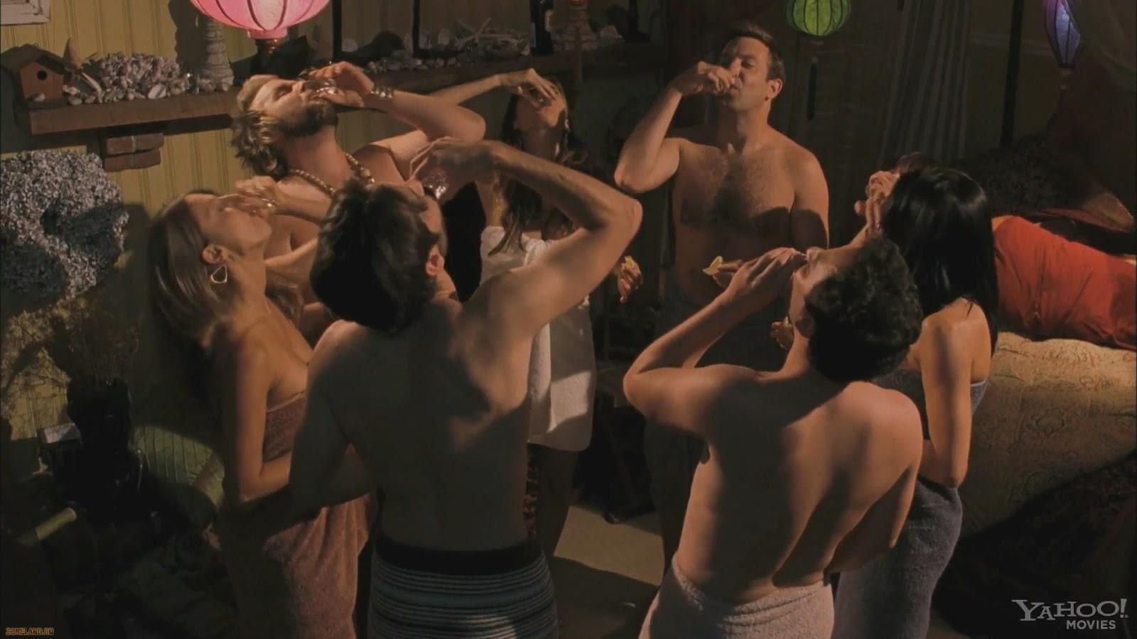 A good ol fashioned orgy
