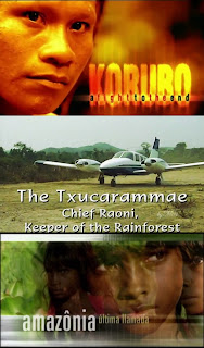 Индейцы Амазонии / Amazon Indians. 3 фильма.