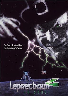 Leprechaun 4 - In Space poster