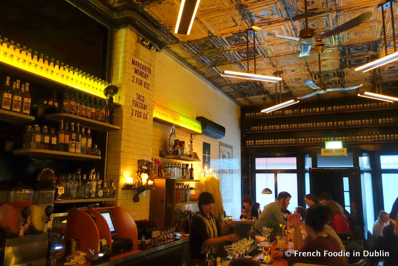 The Sexiest Mexican Restaurant In Dublin 777 French