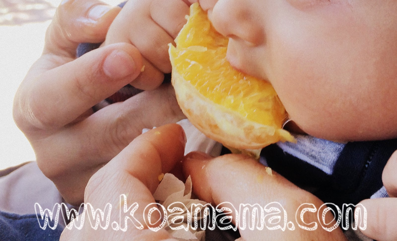 Bebe naranja