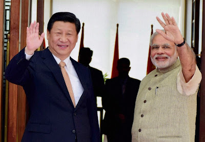 Chinese media accuses Modi of 'playing little tricks' over Tibetan issue