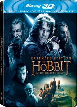 POSTER Download O Hobbit Uma Jornada Inesperada Dublado Dual audio Versão Estendida