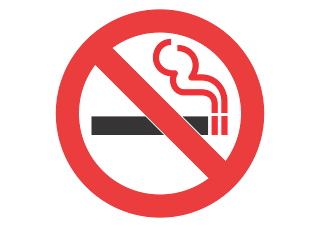 No Smoking Logo Vector  download free