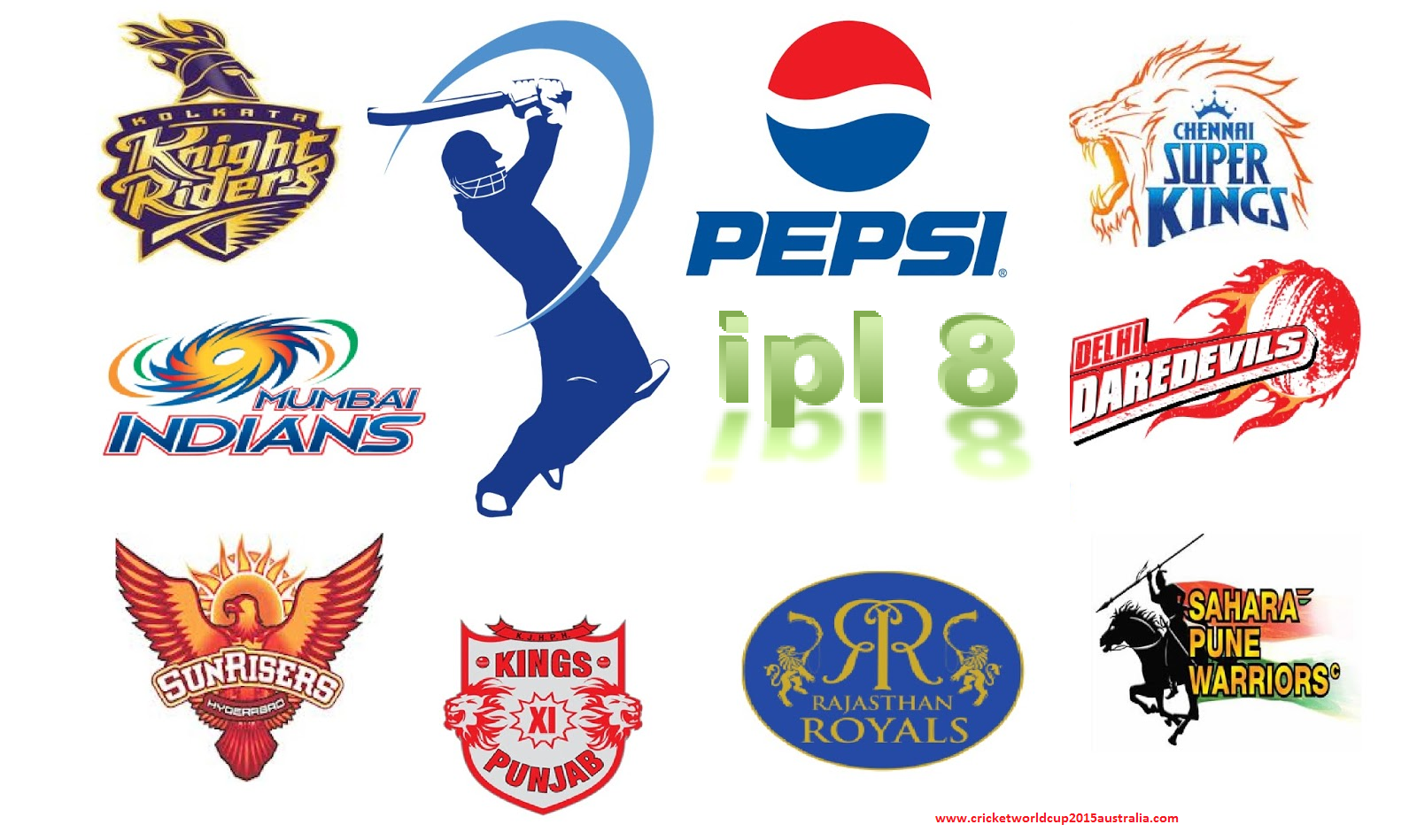 ipl 8 live streaming 2015