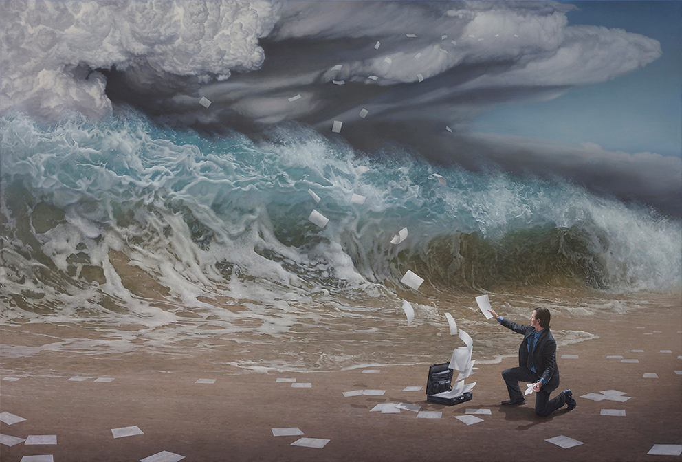 03-The-Time-Has-Come-Joel-Rea-Surreal-Emotions-Painted-on-Canvas-www-designstack-co