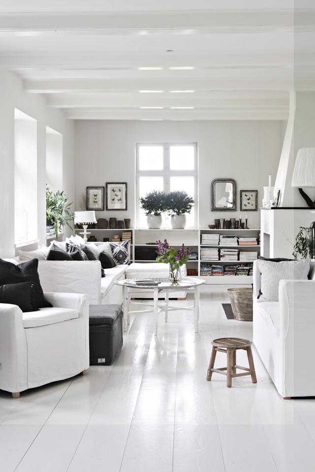my scandinavian home the pretty danish home of tine k. Black Bedroom Furniture Sets. Home Design Ideas