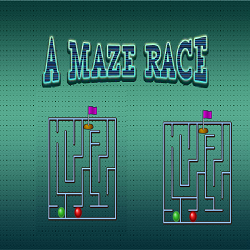 Maze Race (Speed Game)