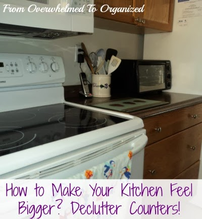 Does You Kitchen Feel Small Or Cluttered? What Do You Keep On Your  Counters? How Often Do You Hand Wash Your Dishes?