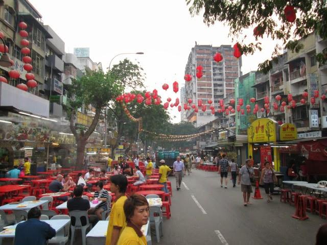 alor street malaysia