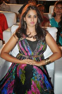 Actress Nanditha Raj Latest Pictures at Ramleela Movie Platinum Disc Function  12