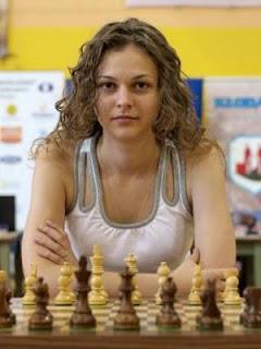 Echecs à Tbilissi: la GMI slovène Anna Muzychuk (2580) originaire d'Ukraine