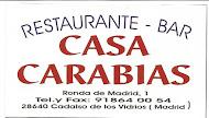 RESTAURANTE BAR CASA CARABIAS
