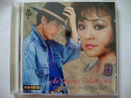 Chế Linh $ Hương Lan: Áo Người Trinh Nữ (1995) [FLAC] {LVCD098} (L2Bits)