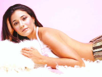 Emmanuelle Chriqui Beautiful Girl Wallpapers photo shoot