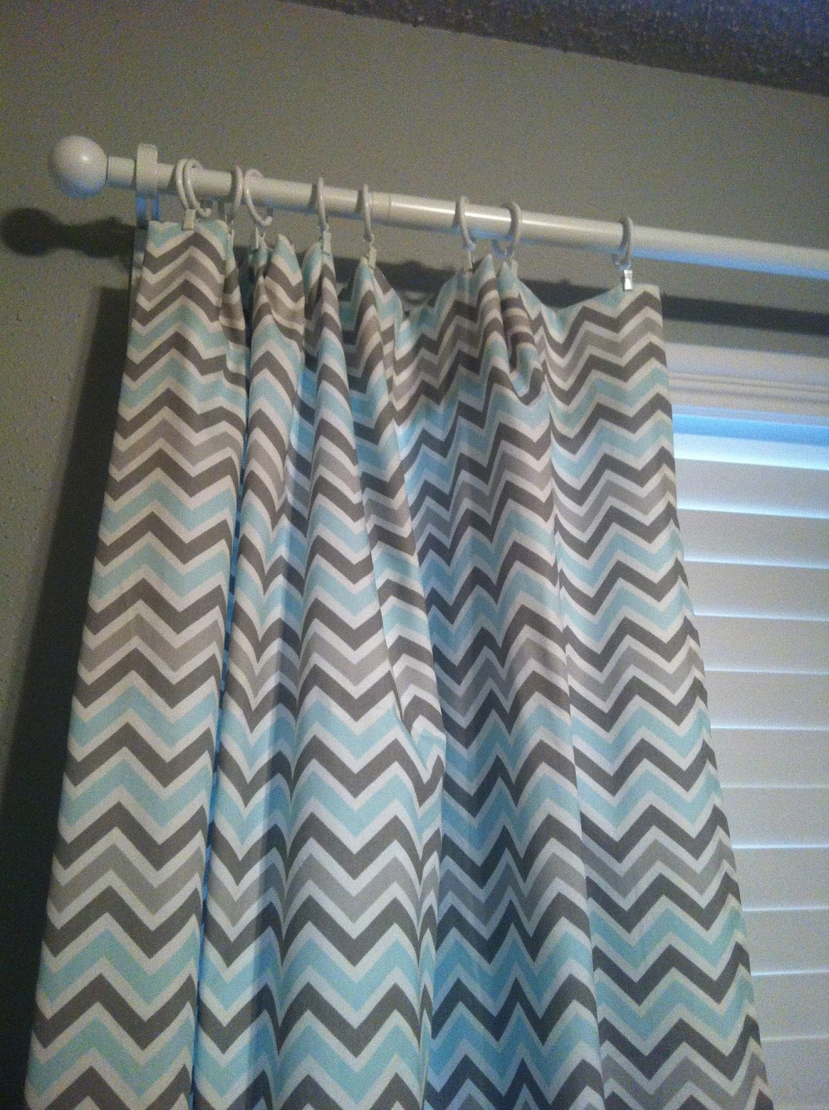 Yellow And Gray Nursery Curtains Gray and blue for boy or gray