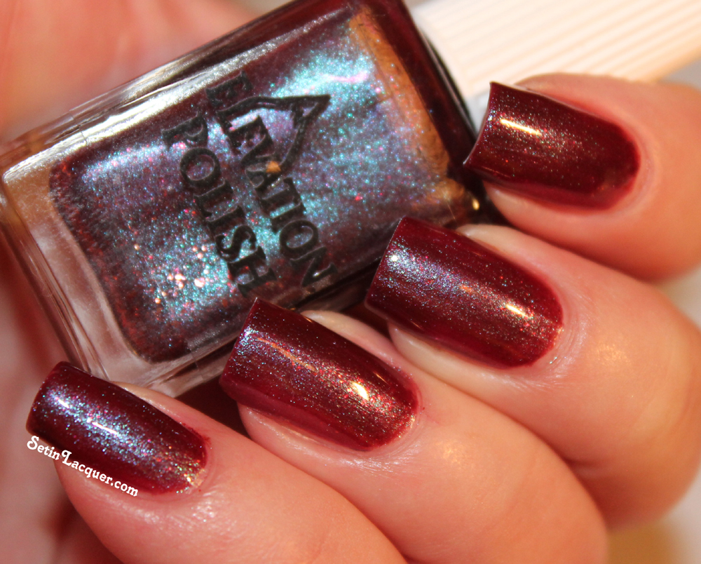 November 2013 - Set in Lacquer
