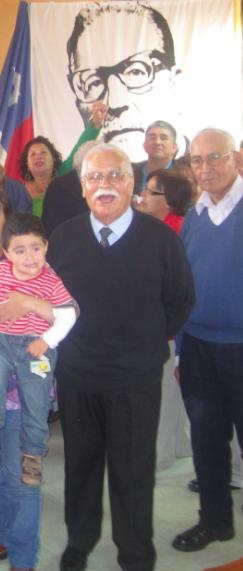 """PALADINES: Pide al gobierno de Bachelet que """"reme"""" al servicio de los DD.HH."""