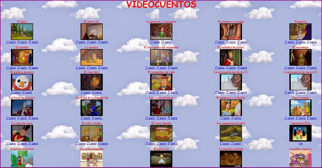 VIDEO-CUENTOS EN ESPAÑOL