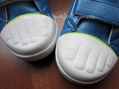 Bobbi-Toads shoes unpainted