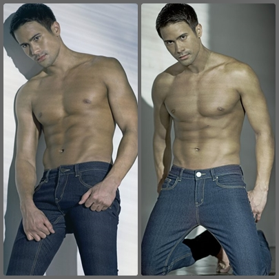 Sam Milby goes shirtless for F&H 2013 denim campaign