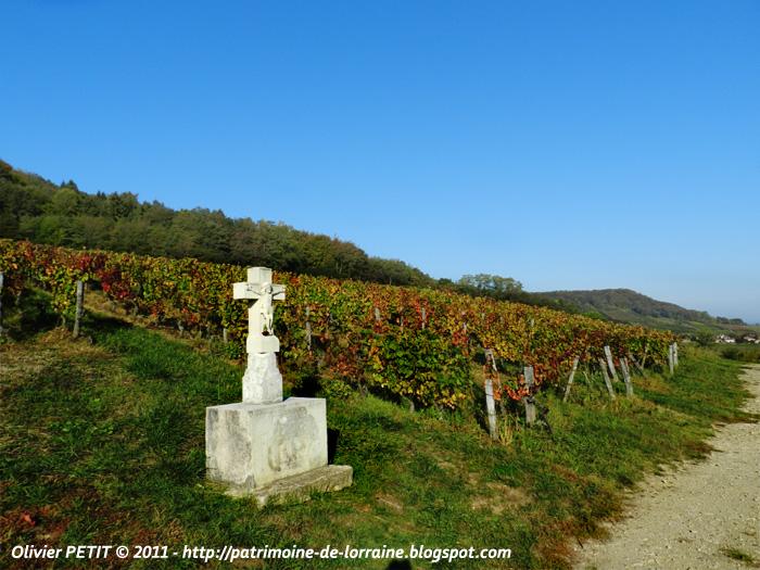 BRULEY (54) - La Croix d'Evangile