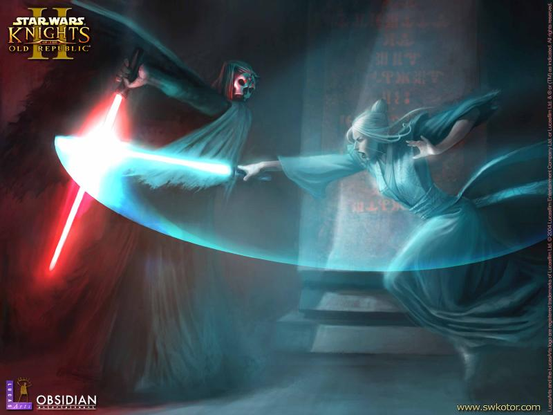 Hair Wallpapper Star Wars Knights Of The Old Republic 2 Wallpaper