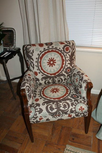 furniture reincarnated how to reupholster an armchair. Black Bedroom Furniture Sets. Home Design Ideas