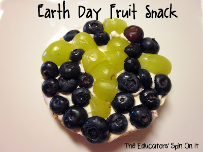 earth day healthy snack