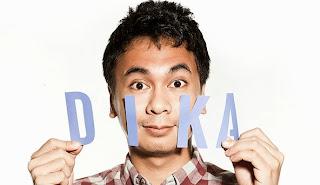 Dika di Stand Up Comedy,,, :) selamat membaca. :) keep smile