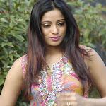 UdayaBhanu in Cute Top & Jeans  Photo Gallery