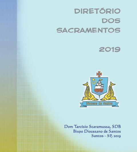 DIRETÓRIO DOS SACRAMENTOS 2019