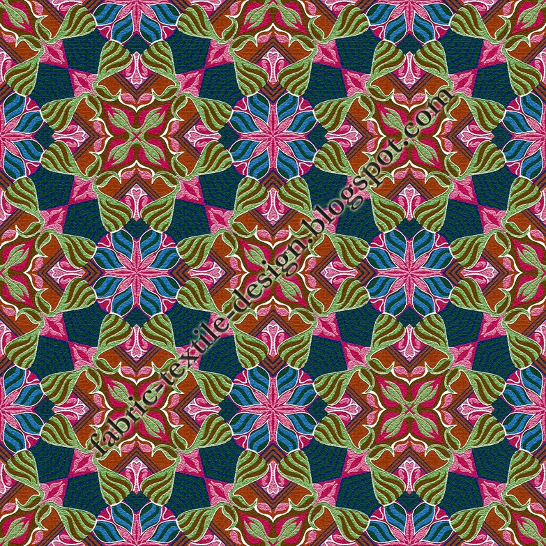 Custom printed fabric digital print on fabric bedsheet for Fabric printing