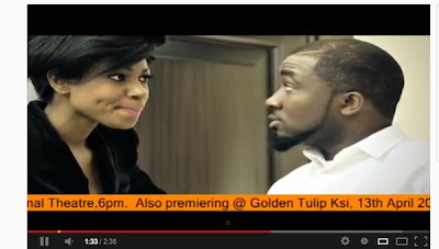 Ice Prince's 'Aboki' Soundtrack for House of Gold Movie