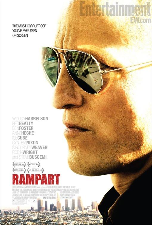 RAMPART -WOODY HARRELSON SE CORROMPE-