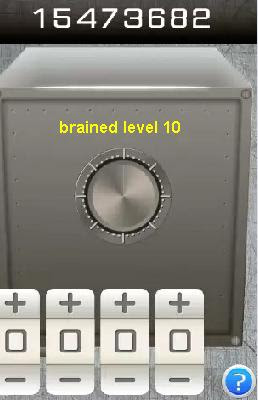 brained level 10
