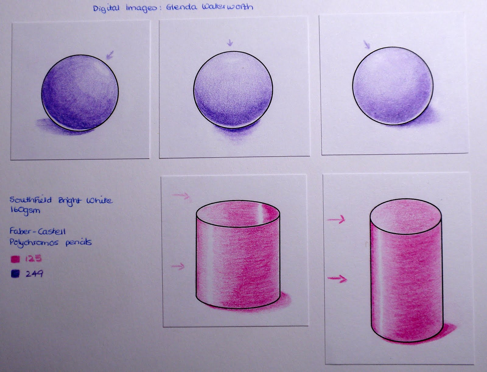 PEP Amp Paper MCC Colouring 101 Wk 2 Rounded Shading